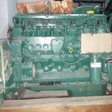موتور کامل L90 E مارک VOLVO آکبند وخشک