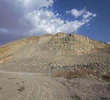شن و ماسه استاندارد از مصالح کوهی انفجاری