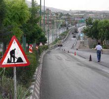 آسفالت راههای حوزه استحفاظی شهرستان رودهن