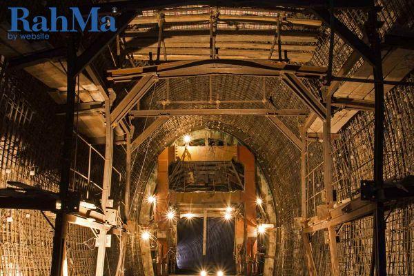 بازگشت زیرسازی راه آهن اردبیل - میانه قطعه3 - ب