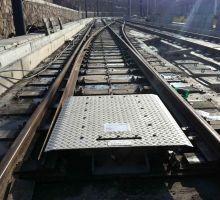 نصب تجهیزات سیگنالینگ خط یک قطار شهری تبریز