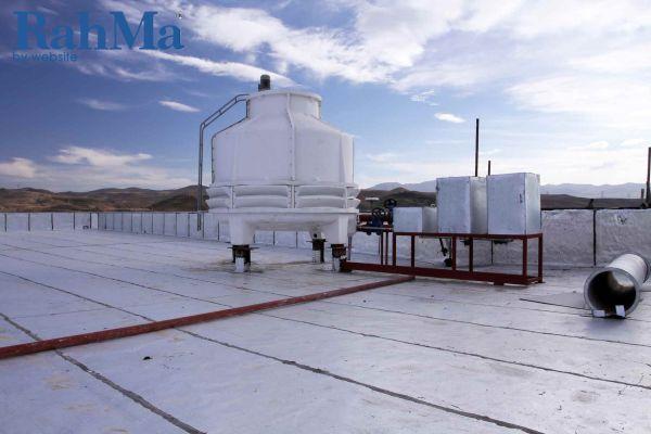 عملیات ساختمانی ایستگاه راه آهن زنجان