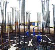 سیویل صنعتی، ساختمان و خطوط لوله زیرزمینی پروژه واحد هوا (ASU)