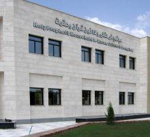 فاز اول مجموعه فرهنگی دانشگاه آزاد شهر ری