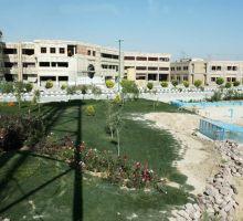 ساختمان دانشگاه آزاد اسلامی شهر ری