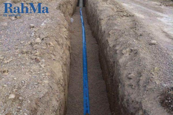 عملیات تکمیلی آبرسانی به زونهای شبکه آب شهر اردبیل