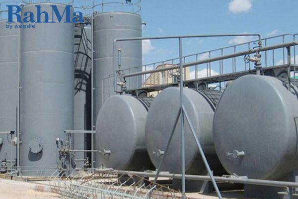 کارخانه تهیه قیر امولوسیون محلول در آب