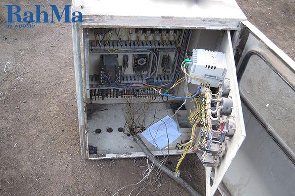 تعمیرات و بازسازی ماشین آلات