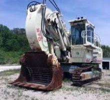 لیست ماشین آلات (دستگاه های بارگیری)