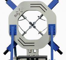 دستگاه سروو هیدرولیک نیرو بالای دومحوری