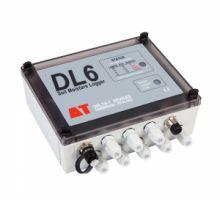 دیتالاگر و کنترل کننده مدل DL6