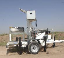 آزمایش نفوذمخروط با قابلیت اندازه گیری فشار آب حفره ای