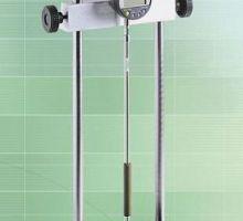 کمپراتور تعیین طول نمونه های منشوری سیمان