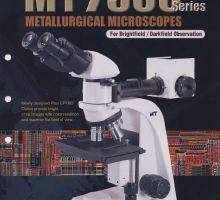 میکروسکوپ متالوگرافی انعکاسی سری MT7500
