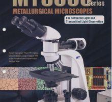میکروسکوپ متالوگرافی عبوری و انعکاسی سری MT8000