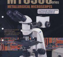میکروسکوپ متالوگرافی عبوری و انعکاسی پ.لاریزان سری MT8500
