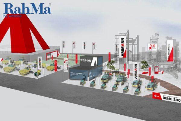 نمایشگاه بین المللی ماشین آلات ساختمانی و معدنی مونیخ Bauma 2019