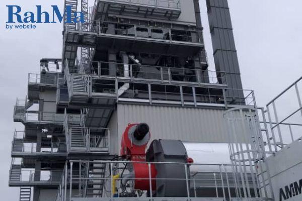 نمایشگاه ماشین آلات ساختمانی، راهسازی و معدنی مونیخ آلمان بائوما 2019
