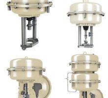 Diaphragm Multi Spring Pneumatic Actuator Type P/R