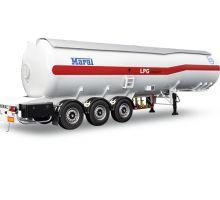 تریلر مخصوص حمل گاز مایع