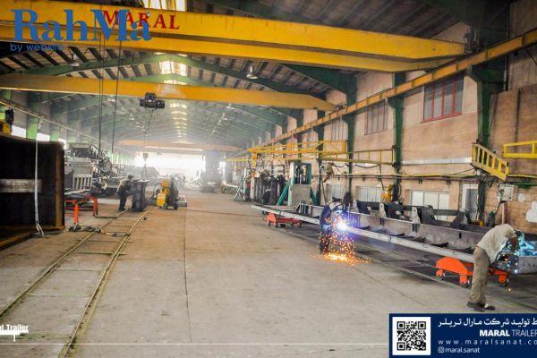 خط تولید مارال صنعت