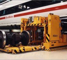 Railway Depot and Workshop Equipment