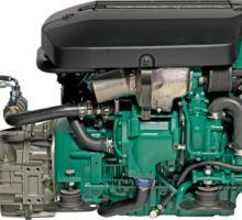 موتور ولوو پنتا D3-110