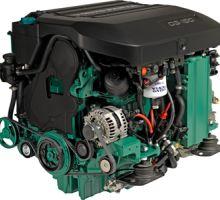 موتور ولوو پنتا D3-150