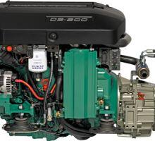 موتور ولوو پنتا D3-200