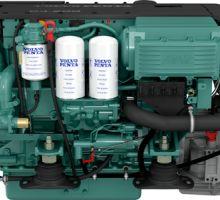موتور ولوو پنتا D4-180
