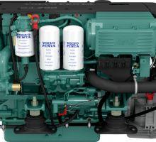 موتور ولوو پنتا D4-225