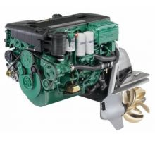 موتور ولوو پنتا D4-300