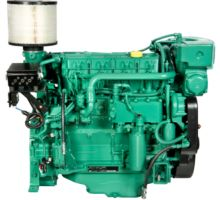 موتور ولوو پنتا D5A TA