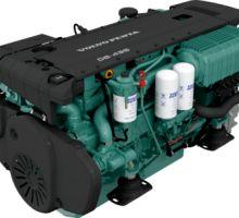 موتور ولوو پنتا D6-435