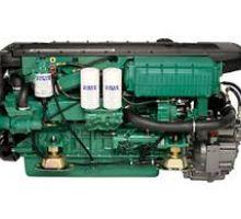 موتور ولوو پنتا D6-435 WJ