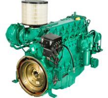 موتور ولوو پنتا D7C TA