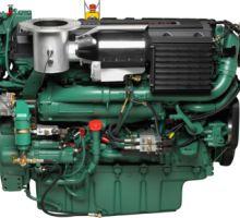 موتور ولوو پنتا D9 MH