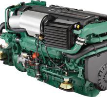 موتور ولوو پنتا D9-425