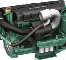 موتور ولوو پنتا D13-700