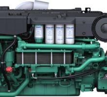 موتور ولوو پنتا D13-800