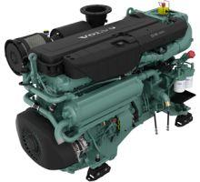 موتور ولوو پنتا D16 MH