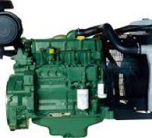 موتور دیزل ولوو TAD530GE