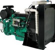 موتور دیزل ولوو TAD734GE