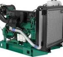 موتور دیزل ولوو TAD1343GE