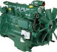 موتور دیزل صنعتی ولوو TAD620VE