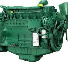 موتور دیزل صنعتی ولوو TAD720VE