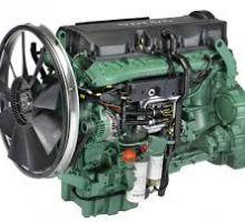 موتور دیزل صنعتی ولوو TAD940VE