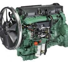 موتور دیزل صنعتی ولوو TAD942VE