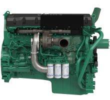 موتور دیزل صنعتی ولوو TAD1641VE-B