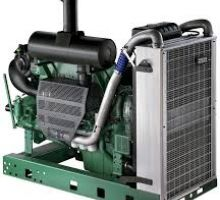 موتور دیزل صنعتی ولوو TAD1643VE-B